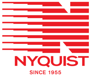 Nyquist red logo